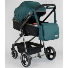 Универсальная коляска-трансформер Joy Naomi Зеленый (80793)