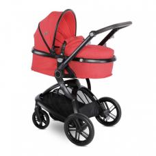 Универсальная коляска-трансформер Lorelli Lumina Red