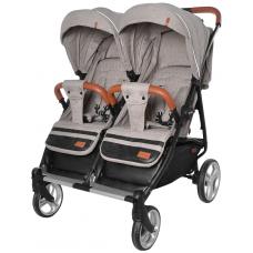 Прогулочная коляска для двойни Carrello Connect CRL-5502 Cott