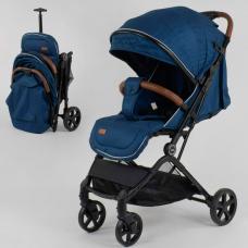 Прогулочная коляска Joy C-1001 Синий