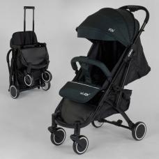 Прогулочная коляска Joy Vittoria (30883) Темно-зеленый