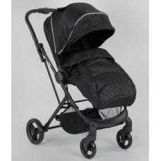 Прогулочная коляска Joy Liliya Черный (61755)