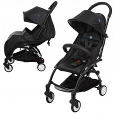 Прогулочная коляска EL Camino Yoga M 3548-2 Черный