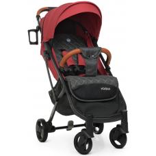 Прогулочная коляска EL Camino Yoga II M 3910 Carmine Red