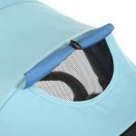 Прогулочная коляска EL Camino inCity ME 1068 Pale Blue