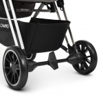 Прогулочная коляска EL Camino Gallant v.2 ME 1071 Dark Gray