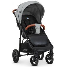 Прогулочная коляска EL Camino ME 1024 X4 Gray