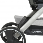 Прогулочная коляска EL Camino Dynamic V.2 ME 1053 Rose