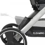 Прогулочная коляска EL Camino Dynamic V.2 ME 1053 Onyx