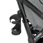 Прогулочная коляска EL Camino Wish ME 1058 Gray