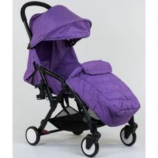 Прогулочная коляска Joy W 2277 Фиолетовый