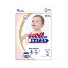 Подгузники Goo.N Plus для детей (M, 6-11 кг)