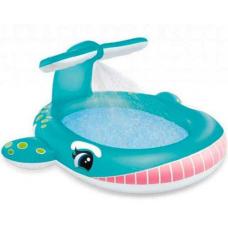 Детский надувной бассейн Intex Кит (57440)