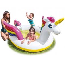 Детский надувной бассейн Intex Единорог (57441)