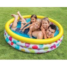 Детский надувной бассейн Intex Геометрия (58439 NP)