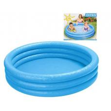 Детский надувной бассейн Intex Кристалл (58446)