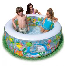 Детский надувной бассейн Intex (58480)