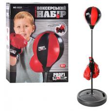 Боксерский набор Profi Boxing (MS 0331)