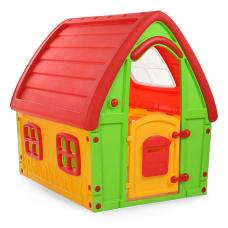 Игровой домик Bambi FAIRY HOUSE (50-560) Красно-зелено-желтый