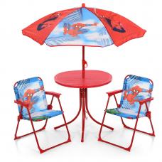 Столик с 2-мя стульями Bambi 93-74-SP Спайдермен