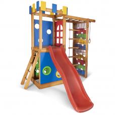 Деревянный игровой комплекс Sportbaby Babyland-16