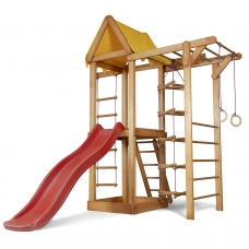 Деревянный игровой комплекс Sportbaby Babyland-21