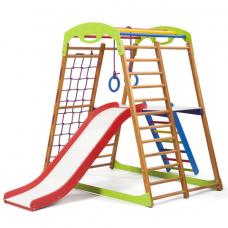 Детский спортивный комплекс Sportbaby BabyWood Plus 2
