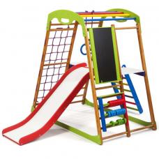 Детский спортивный комплекс Sportbaby BabyWood Plus 3