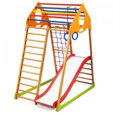 Детский спортивный комплекс Sportbaby KindWood Plus 1