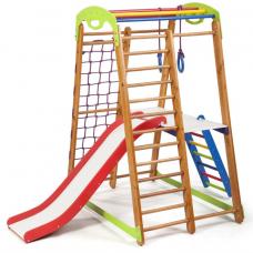 Детский спортивный комплекс Sportbaby Кроха-2 Plus 2