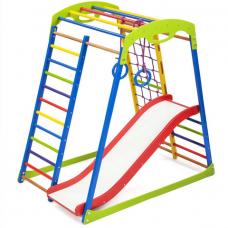 Детский спортивный комплекс Sportbaby SportWood Plus 1