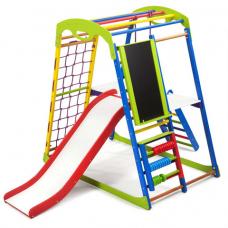 Детский спортивный комплекс Sportbaby SportWood Plus 3