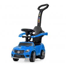 Машинка-каталка 2 в 1 Bambi M 4233-4 Синий