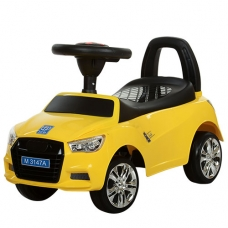 Машинка-каталка Bambi M 3147A-6 Желтый