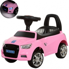 Машинка-каталка Bambi M 3147A-8 Розовый