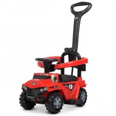 Машинка-каталка 2 в 1 Bambi M 4231L-3 Красный