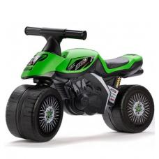 Мотоцикл-каталка Falk Moto Kawasaki KX BUD Racing (402KX)