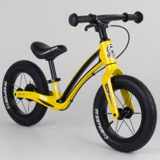 Велобег Corso Prime C7 Желтый (50457)