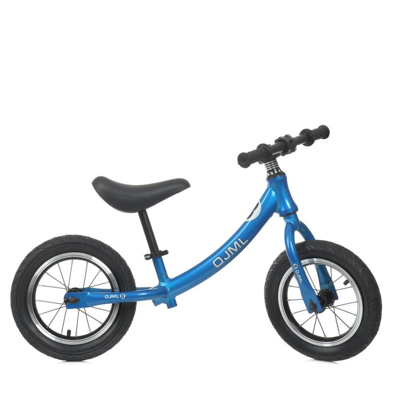 Детский беговел 12 ML-0083-1 Синий