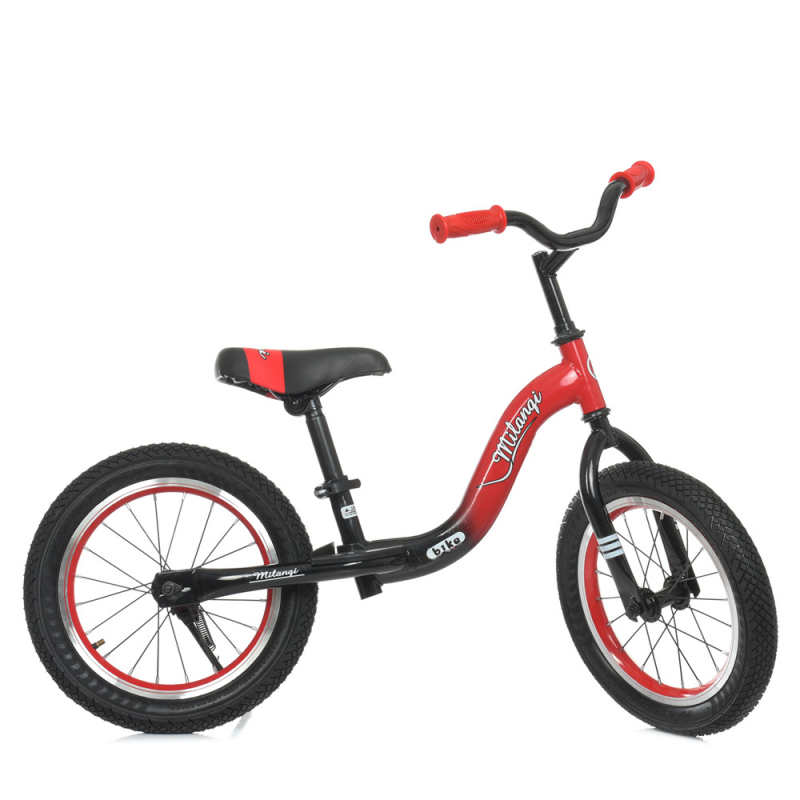 Детский беговел 14 ML-078-1 Красный