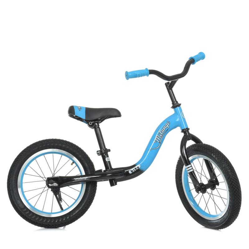 Детский беговел 14 ML-078-2 Синий