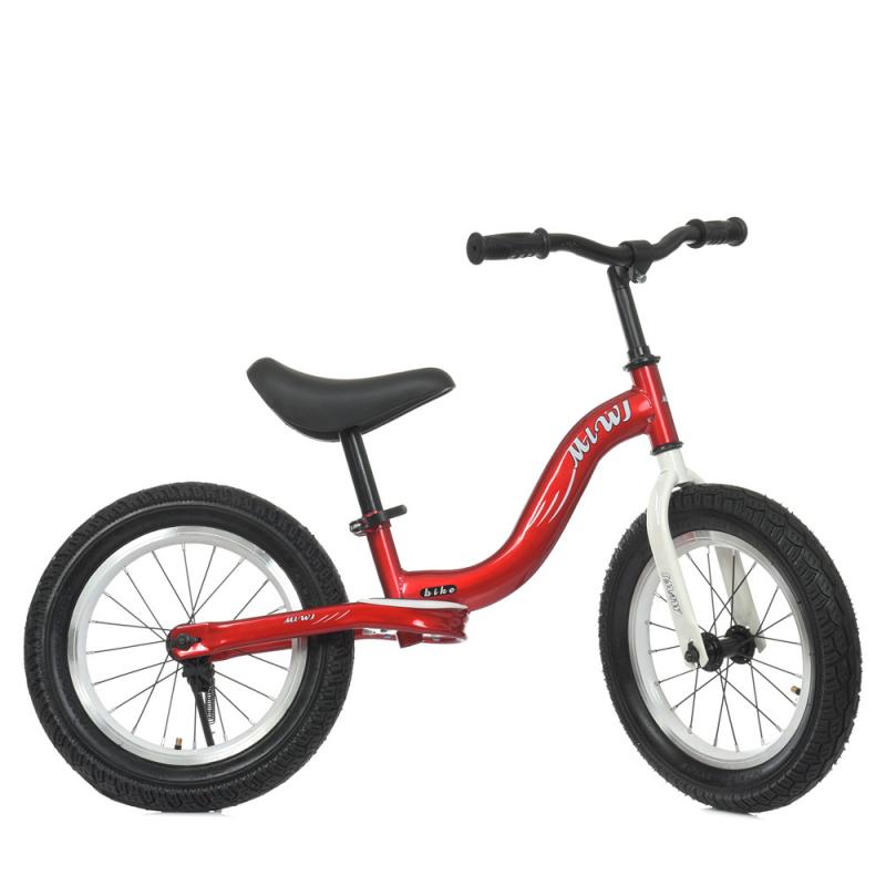 Детский беговел 14 ML-088-2 Красный