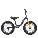 Детский беговел 14 ML-088-3 Сине-оранжевый