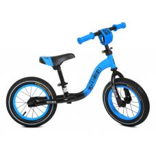 Беговел Profi Kids ML1201A-3 Черно-синий