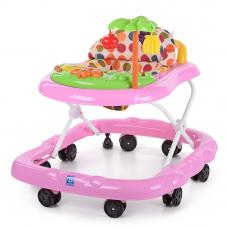 Детские ходунки Bambi R 28-1 Розовый