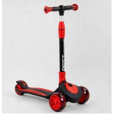 Трехколесный самокат Best Scooter С-01618 Красный