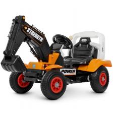 Детский электромобиль-трактор Bambi M 4260ABLR-7 Оранжевый