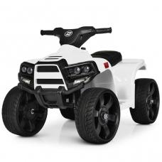 Детский квадроцикл Bambi M 3893EL-1 Белый