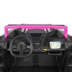 Джип с пультом управления Bambi M 4627EBLR-8(24V) Розовый