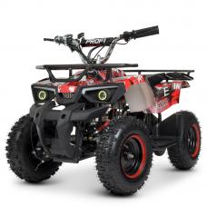 Квадроцикл Profi HB-ATV800AS-3 Красный